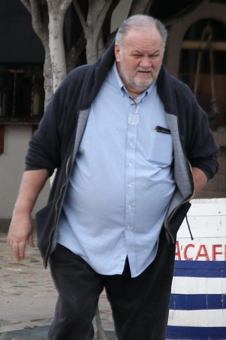 Thomas Markle, vader van.  Beeld Photo News