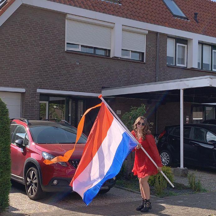 Monica Kooistra uit Waddinxveen is geslaagd!
