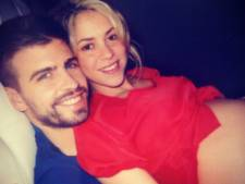 Shakira partage son bonheur