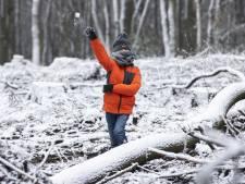 Lucht vanaf de Noordpool bereikt Nederland: gure dagen met hagel en sneeuw