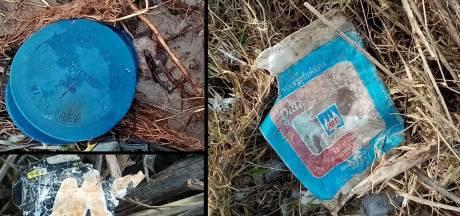 Shampoo uit 1965 en bierblikjes die in de jaren 70 zijn weggegooid: de rivier ligt vol antiek vuil