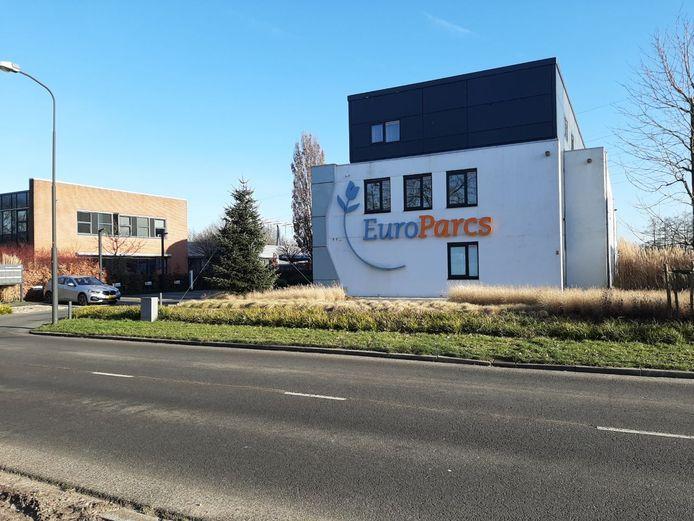 EuroParcs zetelt aan de Oude Apeldoornseweg in Zuid.