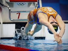 Kira Toussaint eindigt als zevende in finale 100 meter rugslag