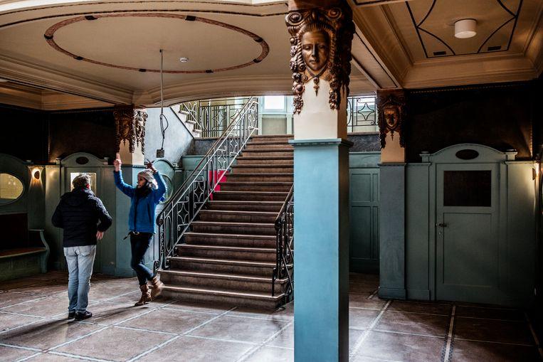 Na een lange renovatie opent Cinema Palace eind deze maand opnieuw de deuren. Beeld Franky Verdickt