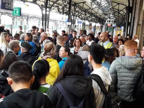 Man roept dat hij 'de boel gaat laten ontploffen': politie vindt niks vreemds in intercity in Roosendaal