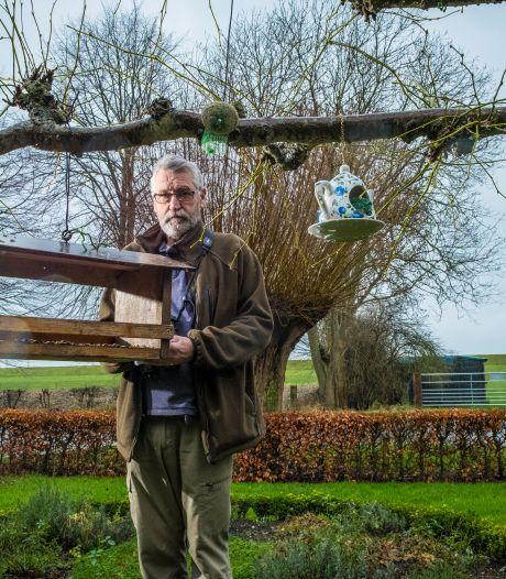 Grote zorgen bij vogelaar Adri uit Vorchten: 'Ringmus verhongert in te net landschap'