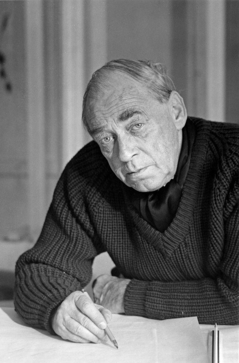 Alvar Aalto, de man die zijn land een moderne smoel gaf. Beeld RV