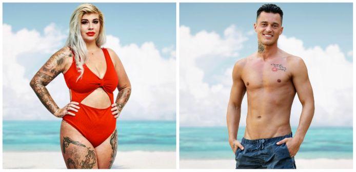 'Ex on the Beach: Double Dutch': Shani en Davey vormen nu een koppel.