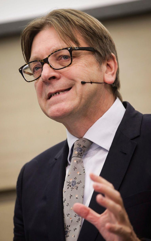 Guy Verhofstadt Beeld EPA
