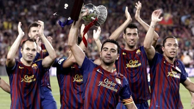 Le Barça assomme le Real et remporte la Supercoupe
