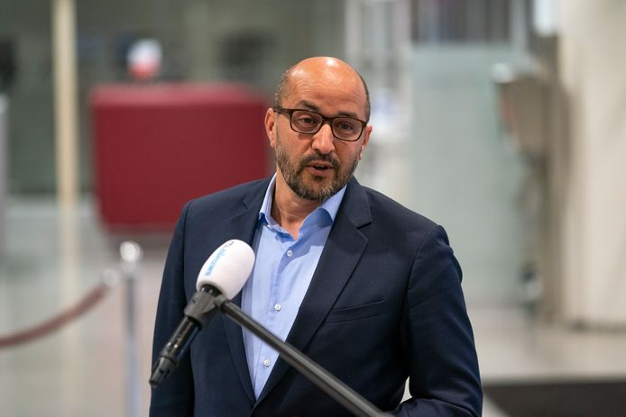 Burgemeester Ahmed Marcouch van Arnhem.