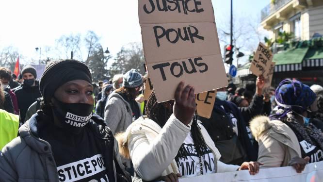Duizenden protesteren in Frankrijk tegen racisme en politiegeweld