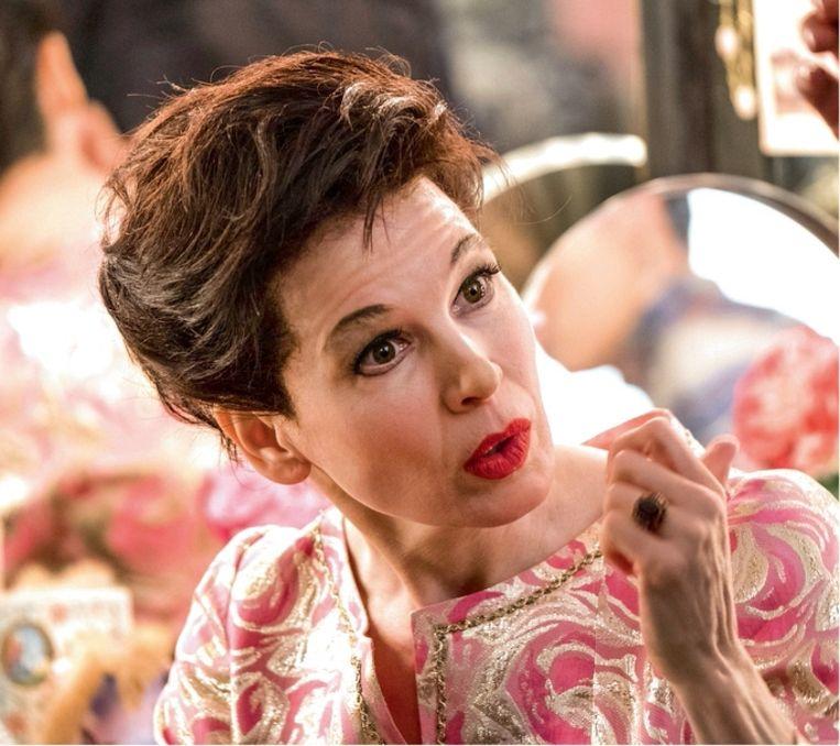Renée Zellweger (Judy) Beeld