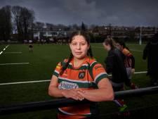 Róisín (17) ziet het leven als een rugbywedstrijd: 'Je wint soms en je verliest soms'