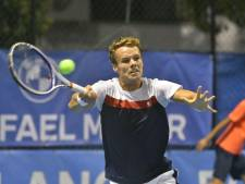 Pour son premier match en Coupe Davis, Michael Geerts offre l'égalisation à la Belgique