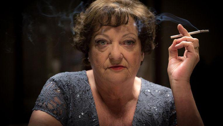 Viviane de Muynck in 'Sprakeloos' van Hilde Van Mieghem. Beeld