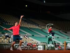 'Roger Federer opgewonden zien raken om half één 's nachts, dat inspireert'