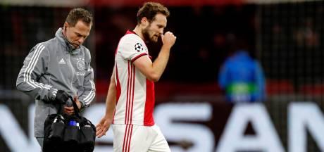 Ajax kan nog weinig kwijt over herstel Daley Blind