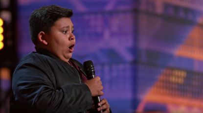 Wát een stem: Luke (12) krijgt de laatste Golden Buzzer in 'America's Got Talent'