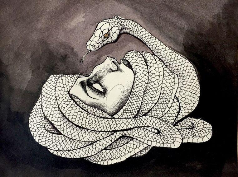 Diana Casanova.   Beeld Courtesy Uprise / Angry Women