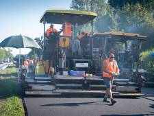 Verkeershinder op N207 nog niet voorbij: weg gaat bij Boskoop maand lang op slot