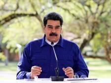 """Facebook """"bloque"""" pour un mois le compte du président Maduro"""