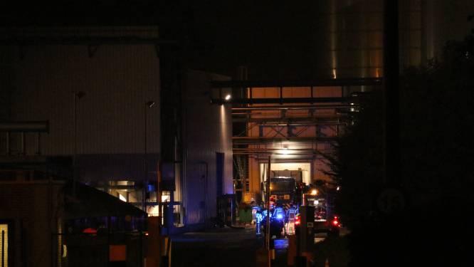 Brand bij Rendac in Denderleeuw snel onder controle