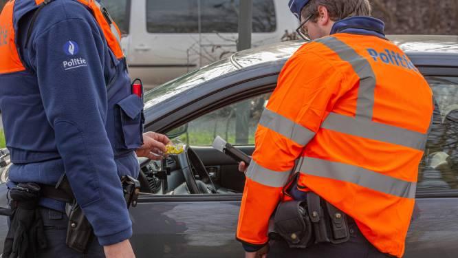 Week tegen dronkenschap: 123 chauffeurs gecontroleerd bij kleine gerichte controles