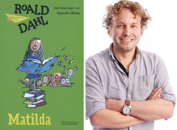 Roald Dahl's Matilda mocht niet lezen, maar deed dat toch, in de bieb. Hier zou dat dus op veel plekken niet meer kunnen, constateert columnist Niels Herijgens
