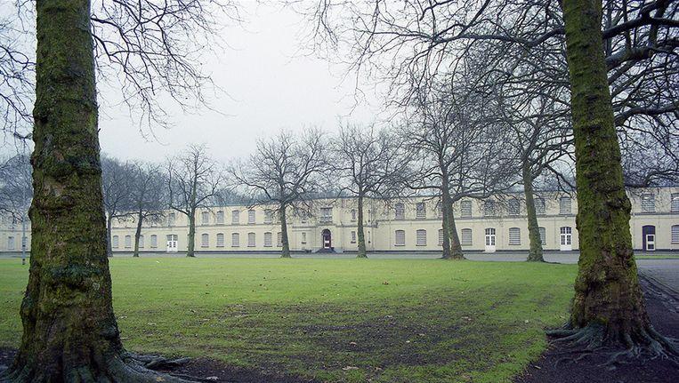 De gevangenis van Merksplas. Beeld PHOTO_NEWS