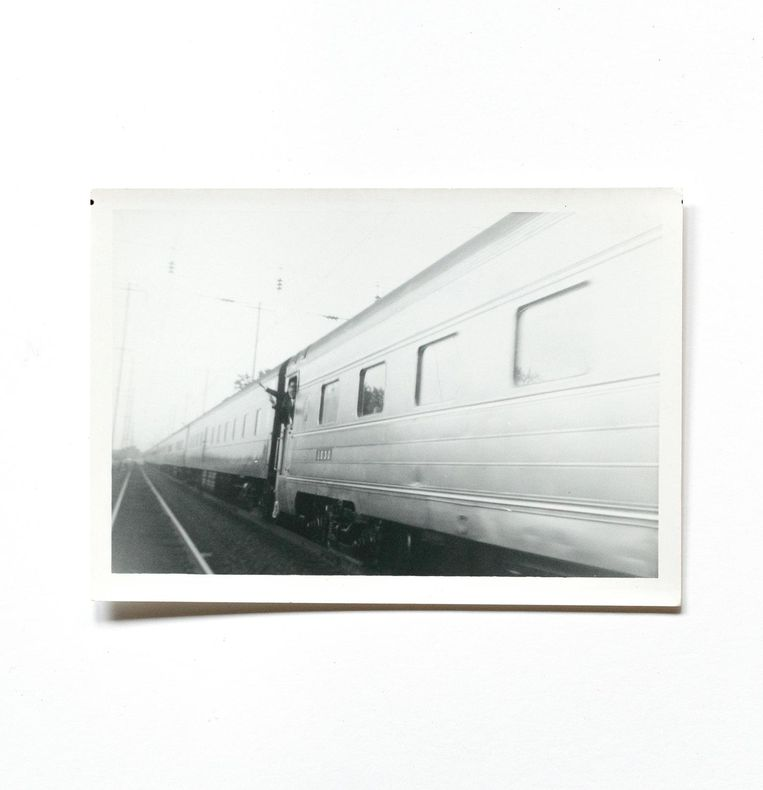 Foto uit het archief van Philip Kennedy uit Arbutus. Beeld