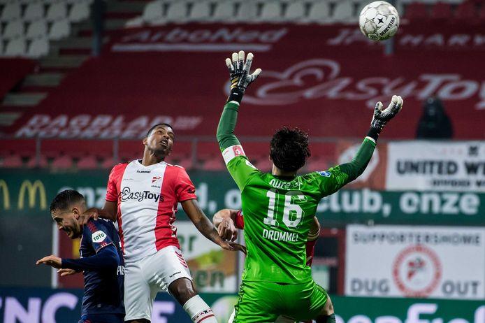 Verdediger Miguel Araujo maakte zijn vierde goal in zijn laatste zes wedstrijden.