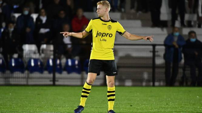 Sander Delen mist zondagavond door voetblessure bekerwedstrijd van Lille United tegen Oud-Turnhout