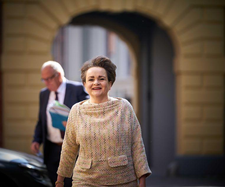 Staatssecretaris van Financiën Alexandra van Huffelen. Beeld ANP