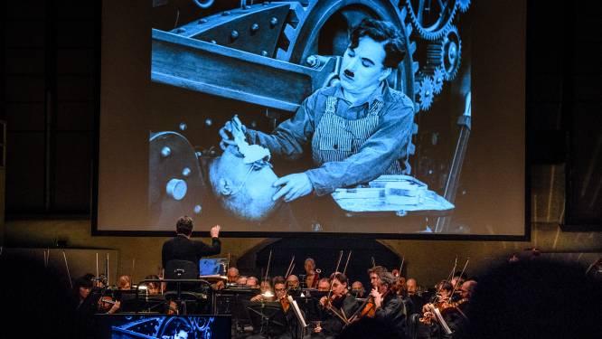 Brussels Philharmonic wekt dit weekend stille film van Chaplin tot leven
