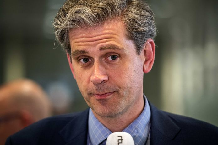 Burgemeester Kolff van Dordrecht.