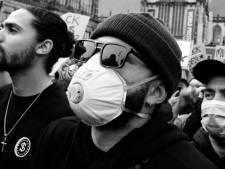 Memphis Depay aanwezig bij massabijeenkomst op de Dam
