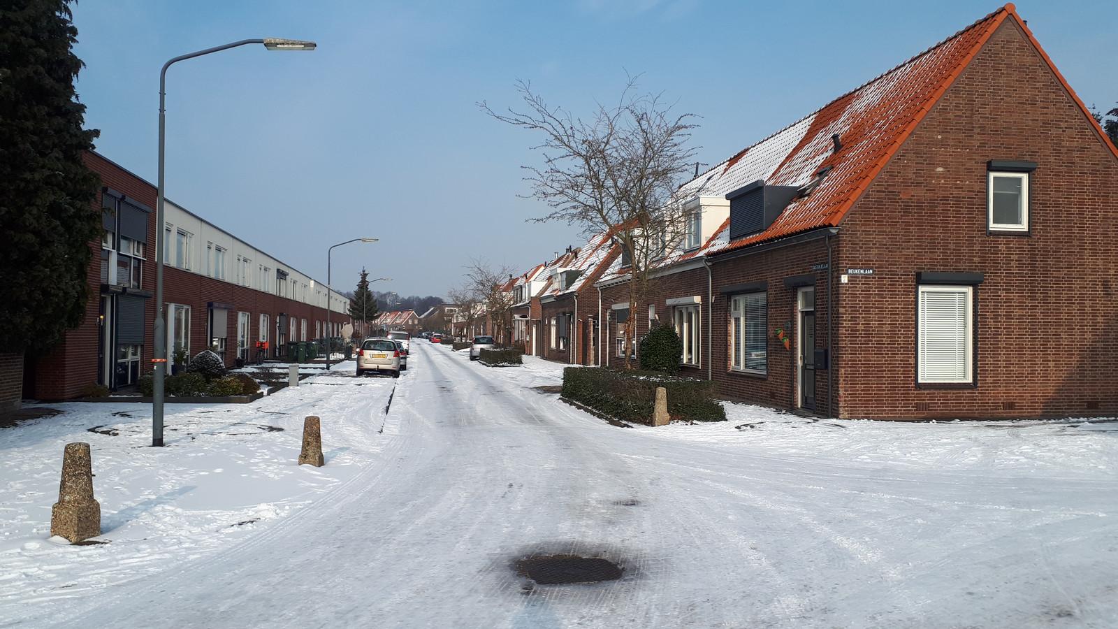 Slotjes-Oost in Oosterhout.
