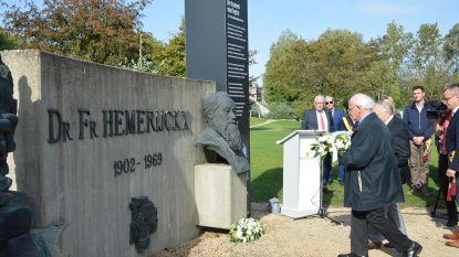 Verrassing op hulde aan 'melaatsendokter', 50 jaar na zijn overlijden: Dr. Hemerijckx krijgt eigen prijs