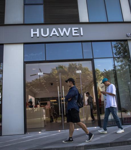 Huawei mag tijdelijk telefoons updaten ondanks handelverbod