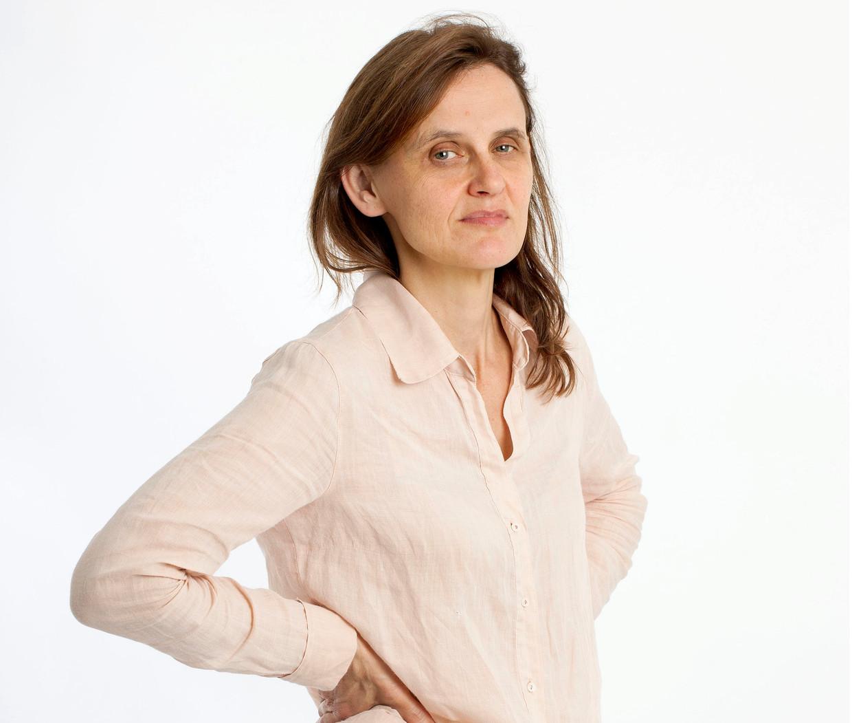 Jann Ruyters, redacteur Tijdgeest Beeld Maartje Geels