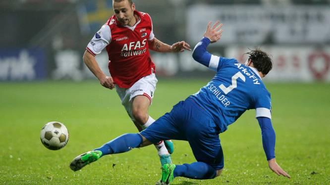 Chadli leidt Twente met twee goals langs AZ