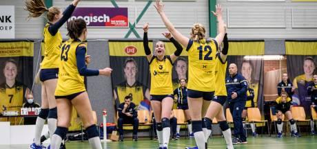 Eurosped sluit af met nederlaag, Set-Up'65 wint in tiebreak
