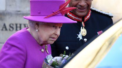 Gekibbel in Londen: wie deed de Queen zo spreken?