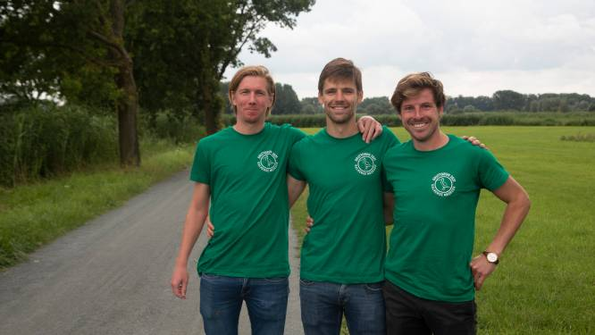 """Nieuwe Grutto Run koppelt sportieve uitdaging aan het goeie doel: """"Genieten van de natuur is belangrijker dan het competitieve"""""""