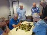 Bekerfinale schaken in Apeldoorn