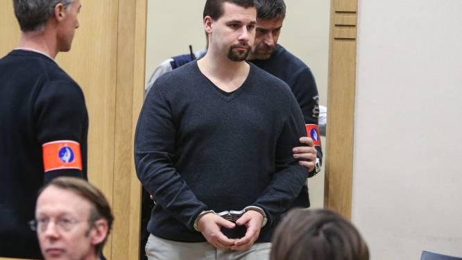 """Tot levenslang veroordeelde Shane Ronge (31) krijgt nieuwe celstraf van drie jaar: """"Hij heeft zijn les niet geleerd"""""""