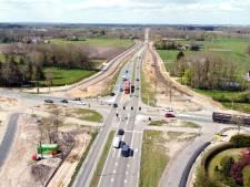 Dit gebeurt deze maand op de N340: zo omzeil je de bouwers tussen Zwolle en Ommen