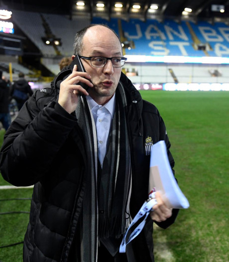 """Charleroi répond à Anderlecht: """"Ce ticket européen est à nous, pas aux autres"""""""
