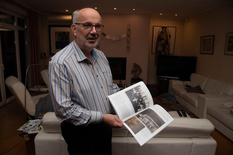 Dr. Luc Deprost schreef een boek waarin grootouders over hun grootouders vertellen.